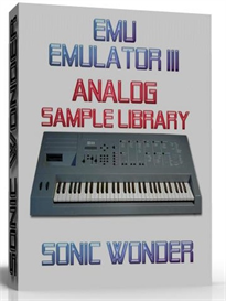 Emu Emulator Iii  Analog  - Sample Library - | Music | Soundbanks