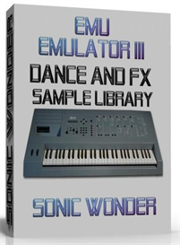 Emu Emulator Iii Dance  Sfx  -  Sample Library - | Music | Soundbanks