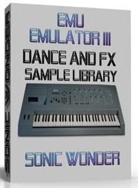 Emu Emulator Iii Dance  Sfx  -  Sample Library - | Music | Soundbanks