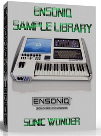 ensoniq library  - wave samples -  -