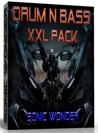 Drum N Bass Xxl Pack   - Wave Samples - | Music | Soundbanks