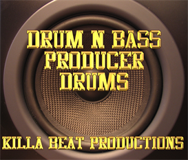 Drum N Bass Producer Drums And Samples | Music | Soundbanks