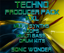 Techno Producer Pack Xxl   - Wave Samples - | Music | Soundbanks