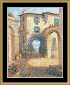 Italian Beauty | Crafting | Cross-Stitch | Other