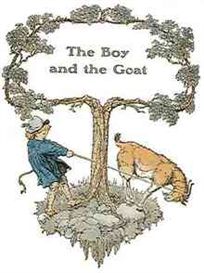 The Boy and the Goat Reading Primer | eBooks | Education