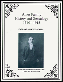 Ames Family History and Genealogy | eBooks | History