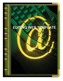 How To Edit Web Templates | eBooks | Internet