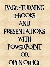 Make page turning books with Powerpoint | eBooks | Non-Fiction