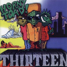 Horny Toad Thirteen 320kbps MP3 album