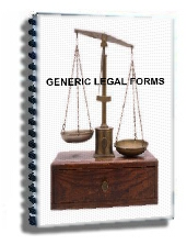 Generic Legal Forms | Other Files | Documents and Forms