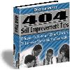 404 Self Improvement Tips | eBooks | Internet