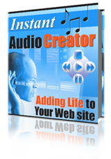 Instant Audio Creator | eBooks | Internet