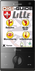Digi-Guide Lille Francais | Software | Mapping and GPS