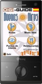 Digi-Guide Buenos Aires - Guia turistica de Buenos Aires con GPS | Software | Mapping and GPS