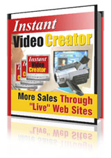 Instant Video Creator with Master Resell Rights | Software | Internet