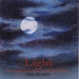 Fumio Miyashita The Healing Rain Forest Light 320kbps MP3 album | Music | New Age