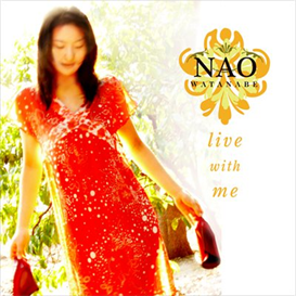 Nao Watanabe Live With Me 320kbps MP3 Single