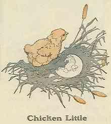 Chicken Little Primer | eBooks | Education