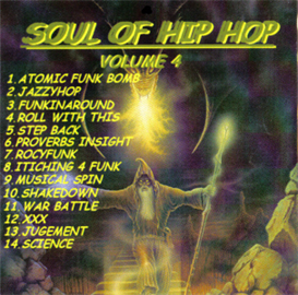 soul of hip hop volume 4