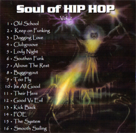 soul of hip hop volume 2