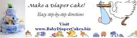 How to Make a Diaper Cake | eBooks | Arts and Crafts