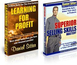 Superior Selling Skills Mastery / Learning For Profit Combo! | eBooks | Business and Money
