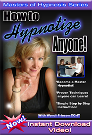 How to Hypnotize Anyone 2 Hour Video Instruction | Movies and Videos | Educational