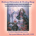 profound relaxation & healing sleep - a guided hypnotherapy session cd