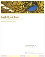 Inside Virtual Goods - The US Virtual Goods Market 2009 - 2010 Plus 1 Yr Updates