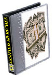 How To Make A Fortune With Classified Ads | eBooks | Internet
