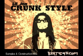 crunk style dirty south sample cd download