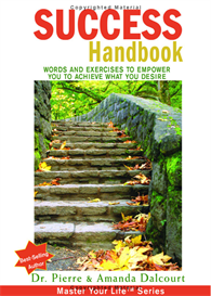 SUCCESS Handbook (Soft-Cover Book + eBook Download) | eBooks | Self Help