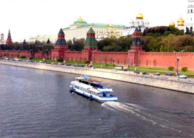 Moskva River Boat MP3 Audio Tour | Software | Mobile