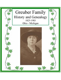 Greuber Family History & Genealogy | eBooks | History