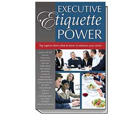 Executive Etiquette Power eBook