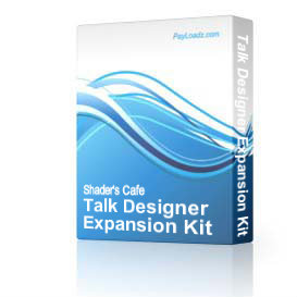 Talk Designer Expansion Kit | Software | Add-Ons and Plug-ins