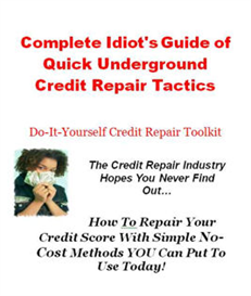 DIY Credit Repair Toolkit