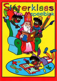 Sinterklaas Game Book for Children | eBooks | Education
