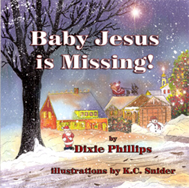baby jesus is missing