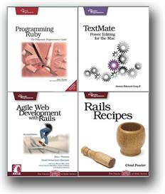 Ruby on Rails eBook Pack including Textmate eBook | eBooks | Education