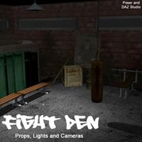 Fight Den | Software | Design