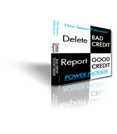 Power Package: Delete Bad Credit/Report Good Credit