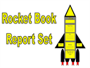 Rocket Book Report Set | Other Files | Arts and Crafts