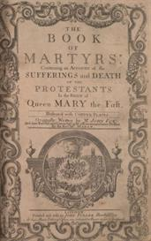 The Book Of Martyrs By John Foxe Fox | eBooks | Religion and Spirituality