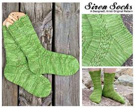 Siren Socks Knitting Pattern | Other Files | Arts and Crafts
