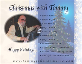 Christmas with Tommy-CD download | Music | Instrumental