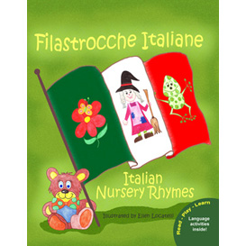 Filastrocche Italiane - Italian Nursery Rhymes | eBooks | Children's eBooks