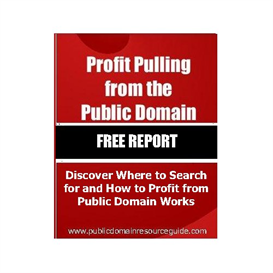 pulling profits from the public domain
