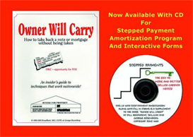 Owner Will Carry E-Book + Software