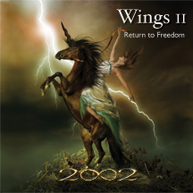 Wings II - Return to Freedom (digital download version)